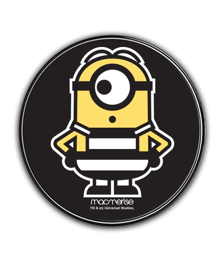 Minion Life Stuart - Qi Compatible Pro Wireless Charger