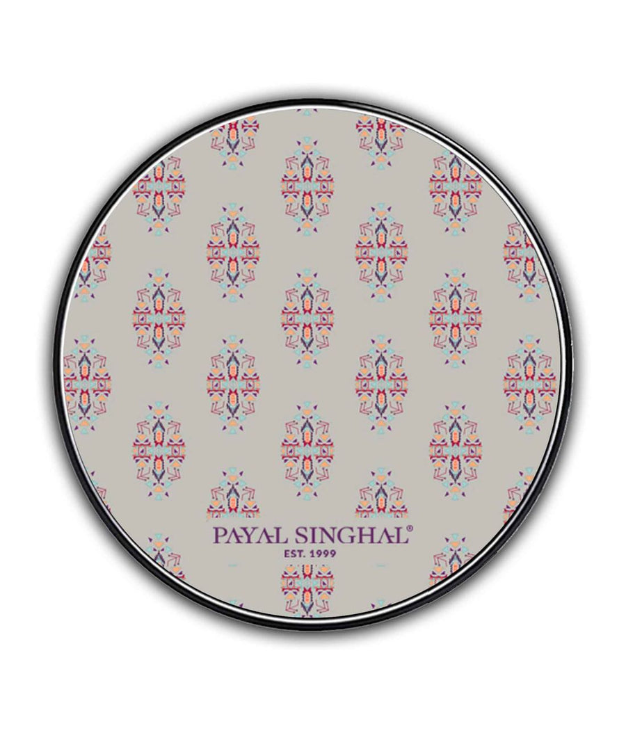 Payal Singhal Ikat Butti - Qi Compatible Pro Wireless Charger