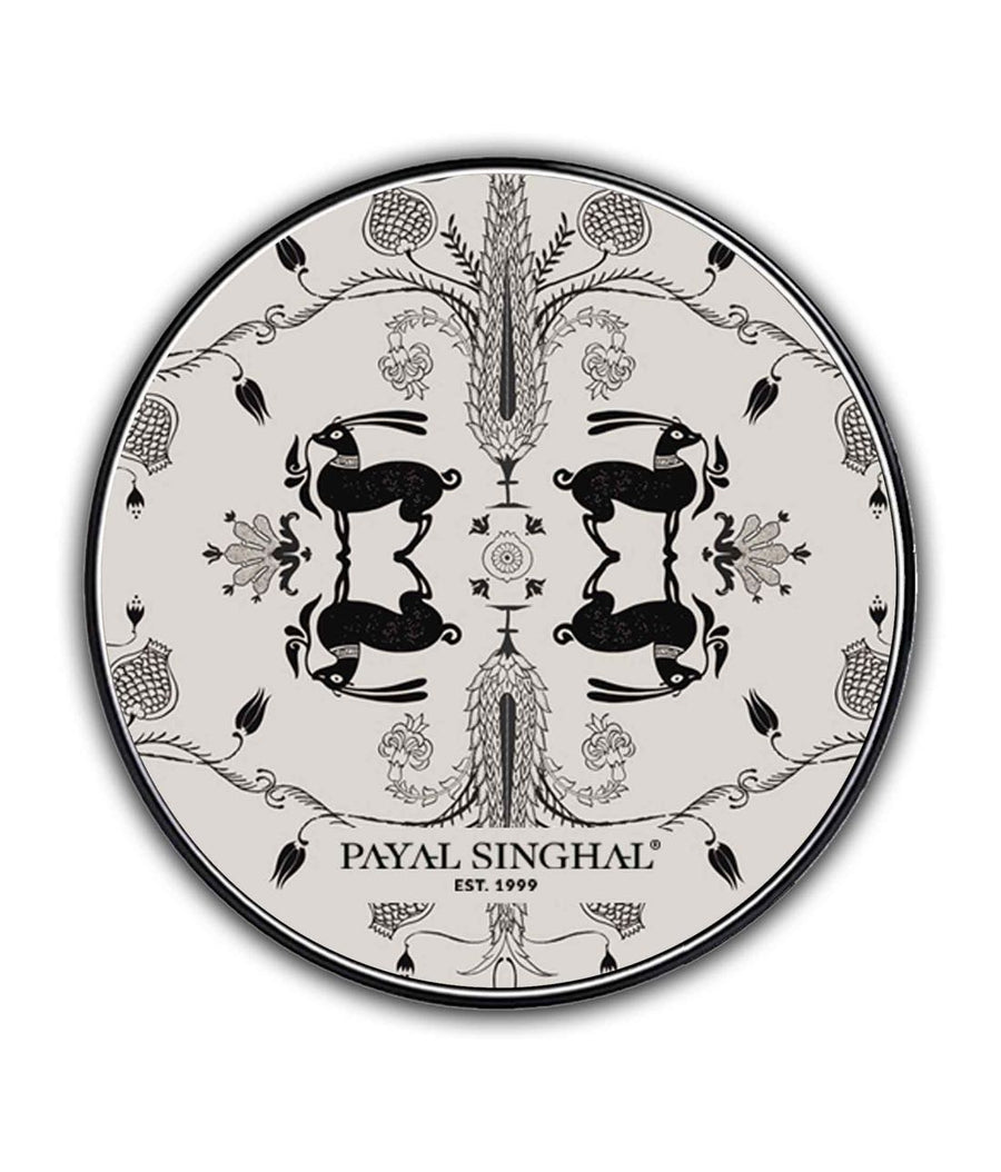 Payal Singhal Stone Arabic Khargosh - Qi Compatible Pro Wireless Charger