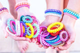 Hotline Hair Ties - Fun Colors