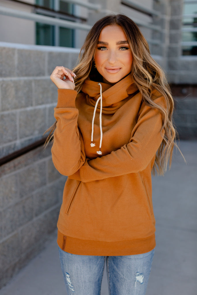 SingleHood Sweatshirt - Maple