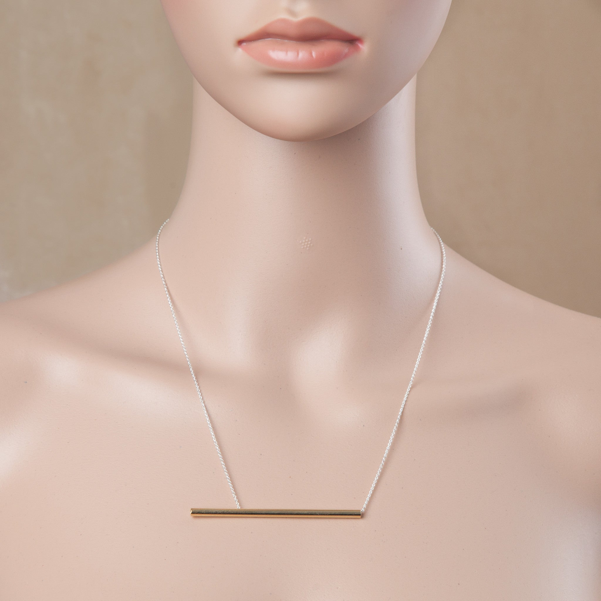 POCKY NECKLACE GOLD