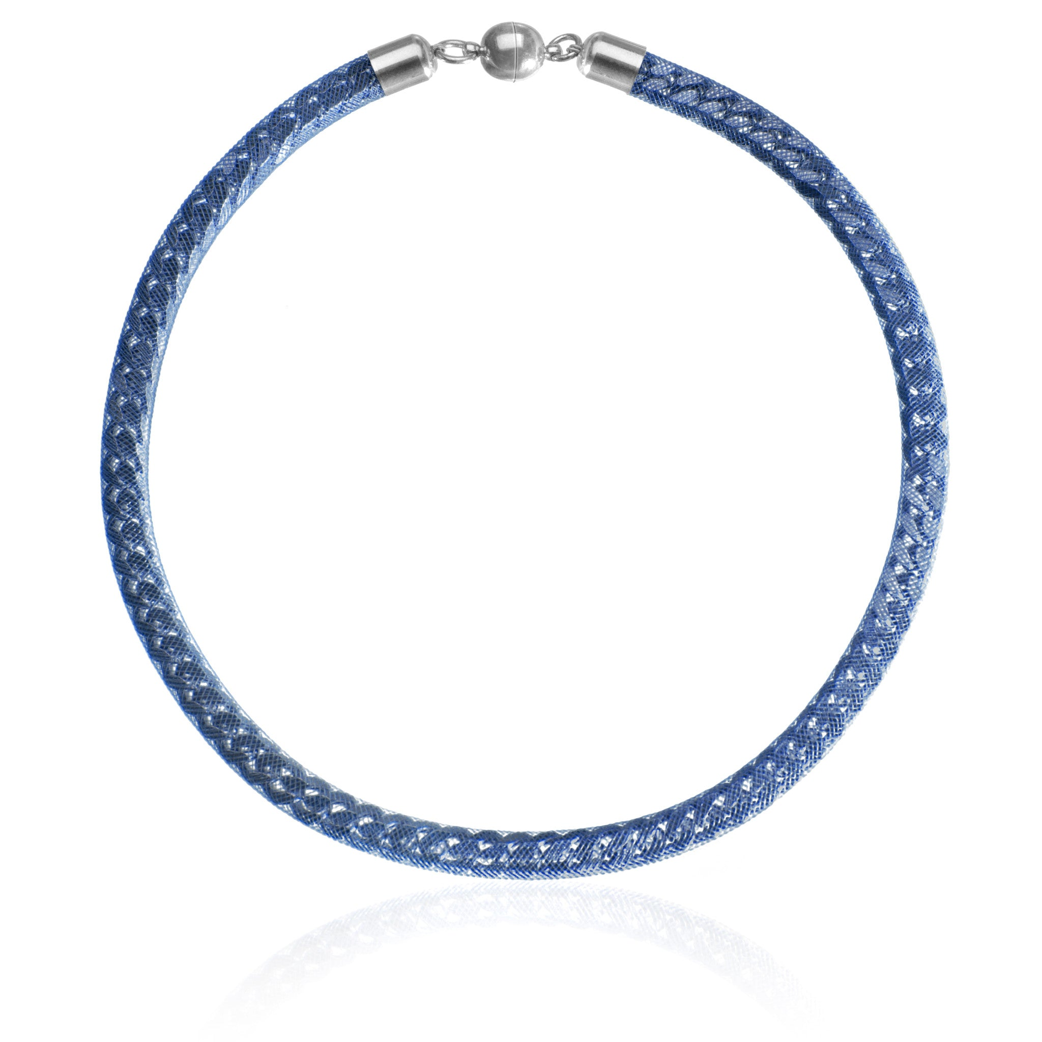 teardrop cobalt necklace en it blue rc