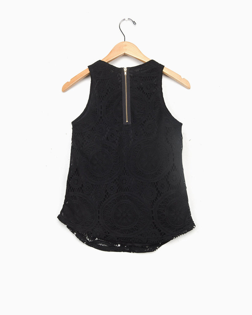 OSU Cowboys Black Lace Tanks (FINAL SALE) (1198659524)