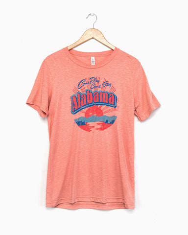 Children's Simply Sooners Red Tee (FINAL SALE)