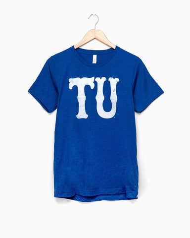 Tulsa Super Royal Scoop Tee