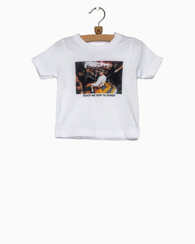 Cowboys Champ Embroidered Black Champion Tee