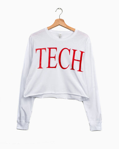 Wreck Em Tech State Rolled Sleeve (FINAL SALE)