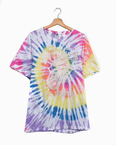 Sunset Cloud Tie Dye Sweatshirt
