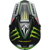 Thor Monster Engery Black X-LARGE SALE - motoedge  - 2
