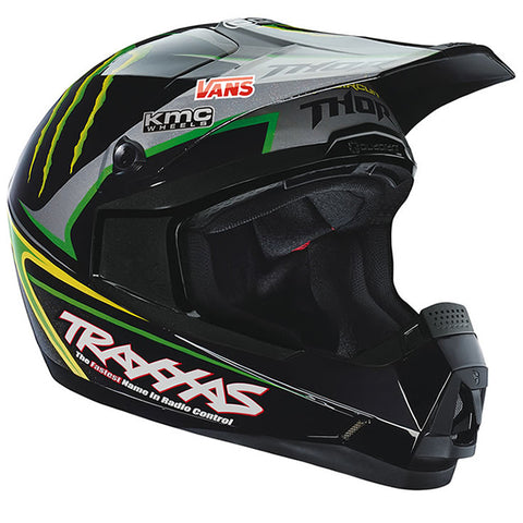 Thor Monster Engery Black X-LARGE SALE - motoedge  - 1