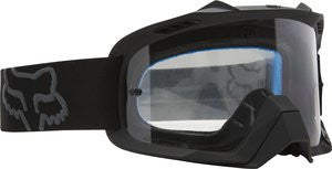 Fox Air Space Matte Black/Clear - motoedge  - 1