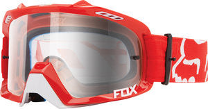 2016 Air Defence Race Red / Clear Goggles - motoedge  - 1