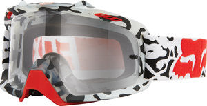 2016 Air Space Cauz White/Clear Goggle - motoedge  - 1