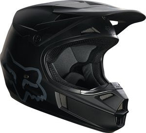 2016 Fox V1 Youth Matte Black Helmet - motoedge  - 1