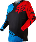 Fox 180 Race Jersey Blue/Red - motoedge  - 1