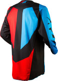 Fox 180 Race Jersey Blue/Red - motoedge  - 3