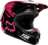 Fox V1 Pink Helmet - motoedge  - 1