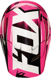 Fox V1 Pink Helmet - motoedge  - 3