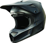 2016 Fox V3 Matte Black Helmet - motoedge  - 2