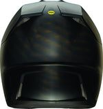 2016 Fox V3 Matte Black Helmet - motoedge  - 4