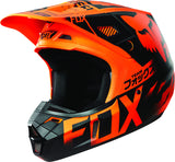 2016 Fox V2 Union Helmet Orange - motoedge  - 2