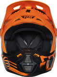 2016 Fox V2 Union Helmet Orange - motoedge  - 3