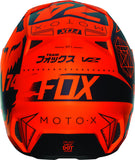 2016 Fox V2 Union Helmet Orange - motoedge  - 4