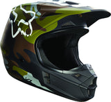 2016 FOX V1 Camo Green Helmet - motoedge  - 1
