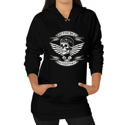 Hoodie (on woman) - motoedge  - 1