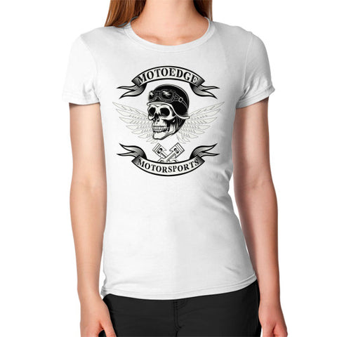 Women's T-Shirt - motoedge  - 1