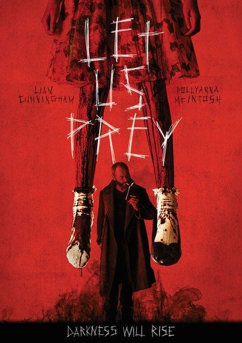 Let us Prey DVD