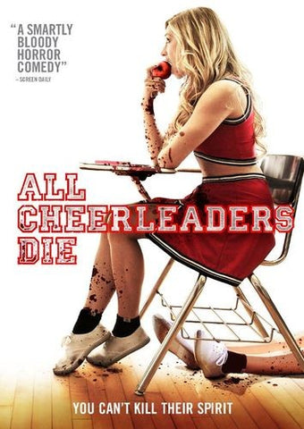 All Cheerleaders Die DVD
