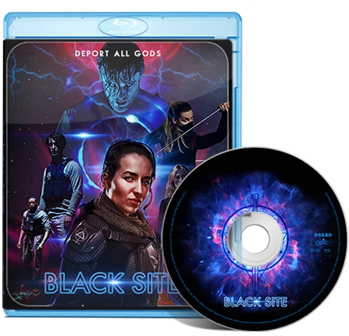 BLACK SITE Blu-ray