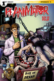 Reanimator #1 Signed by Keith Davidsen BOD Exclusive Variant Cover