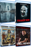 Dread Central Presents 4-Pack Blu-Ray/DVD Set