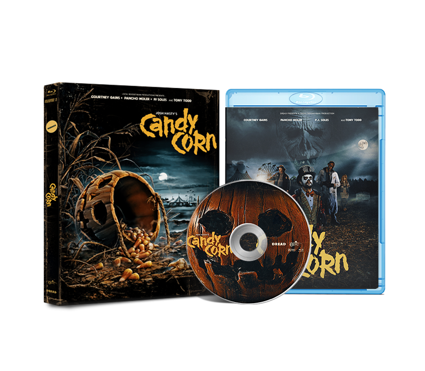 CANDY CORN Blu-ray + Limited Edition Variant Sleeve