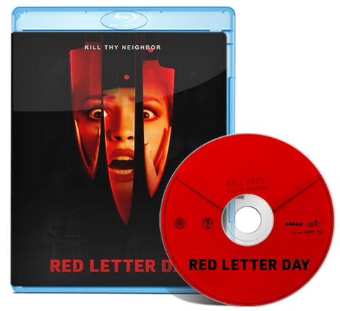 RED LETTER DAY Blu-ray