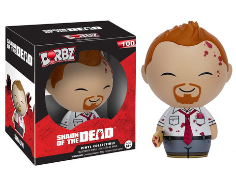 Bloody Shaun of the Dead Dobrz Rare Chase