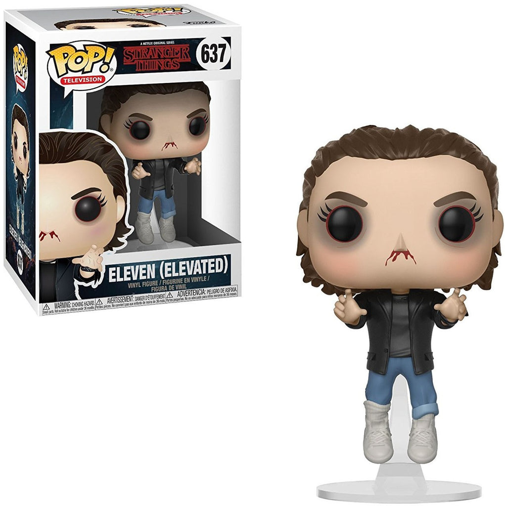 Stranger Things Eleven (Elevated) Pop Figure
