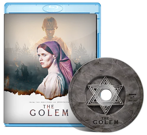THE GOLEM Blu-ray
