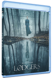 THE LODGERS: 2-disc pack DVD + Blu-ray