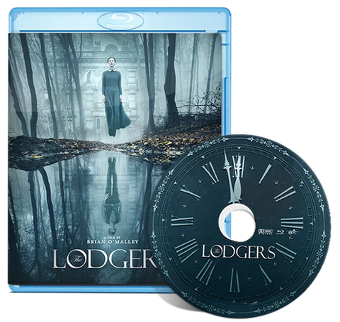 THE LODGERS DVD/Blu-ray