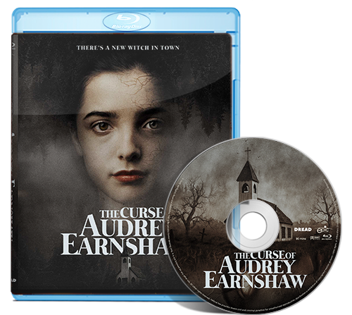 The Curse of Audrey Earnshaw Blu-ray