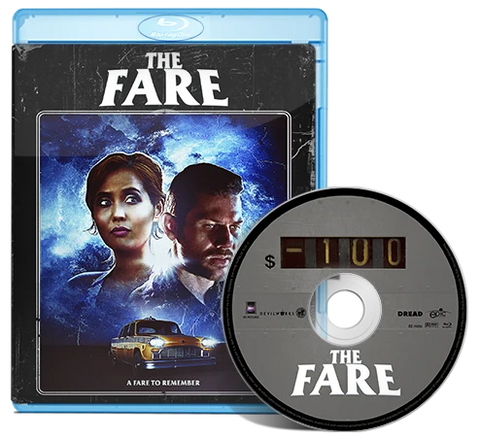 THE FARE Blu-ray