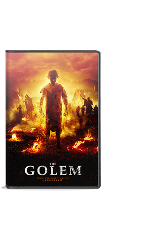 The Golem DVD