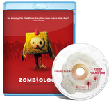 Zombiology: Enjoy Yourself Tonight/Vidar The Vampire: Double Feature Blu-Ray