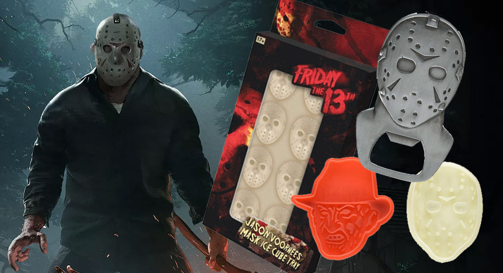 Friday the 13th Combo Pack