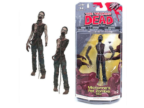 The Walking Dead Michonne's Pet Zombie Mike Comic Version