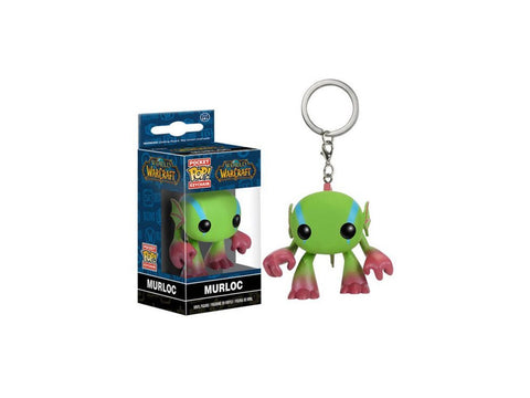 World of Warcraft Murloc Keychain